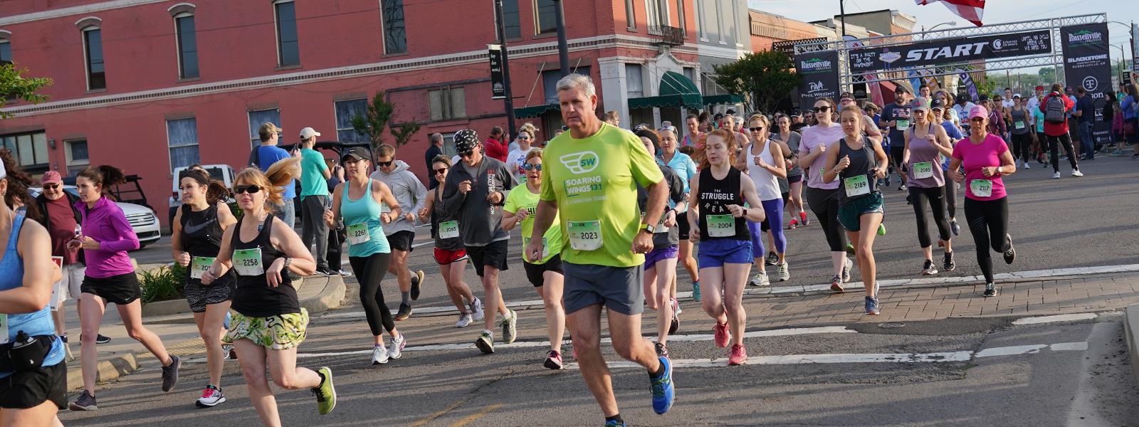 RussVegas Half Marathon