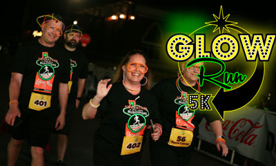 RussVegas Glow Run 5K (now virtual) @ Russellville | Arkansas | United States